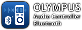 OLYMPUS audio controller BT for Android